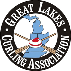 Great Lakes Curling Logo